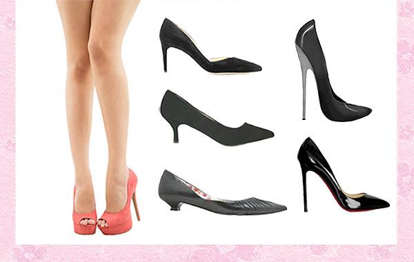 Ukuran Sepatu Heels 10