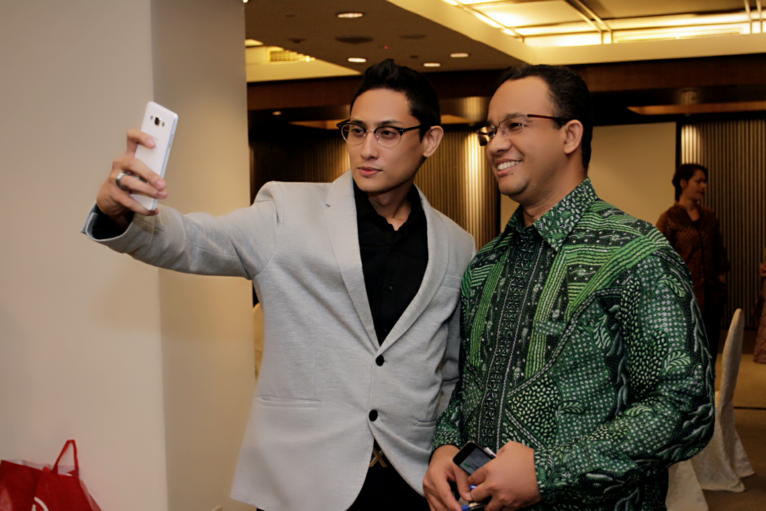 Anies Baswedan Ditantang Oleh Pengusaha Muda Analisa Www Indonesiana Id