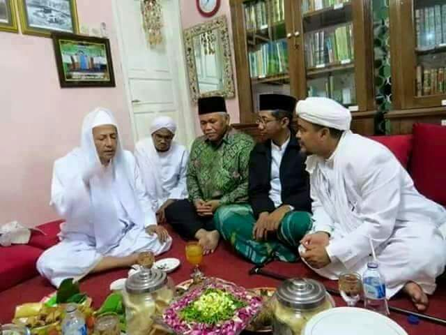 Jegal Ahok Habib Rizieq Habib Luthfi Dan Sby Analisa Www Indonesiana Id