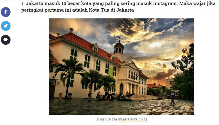 Sosial Media Efektif Sebagai Media Promosi Pariwisata Analisa Www Indonesiana Id